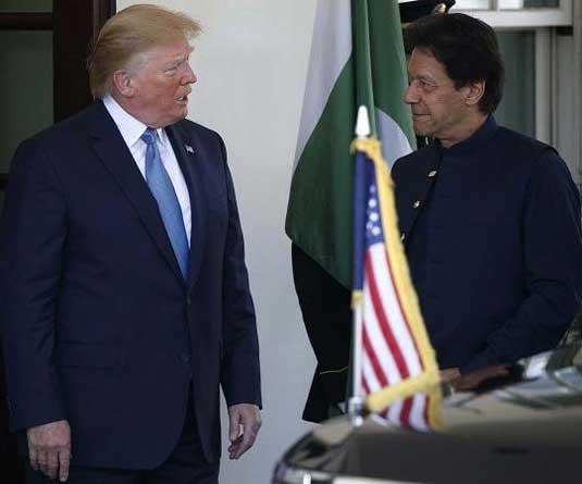 যুক্তরাষ্ট্র-পাকিস্তান সম্পর্কে নতুন মোড়!