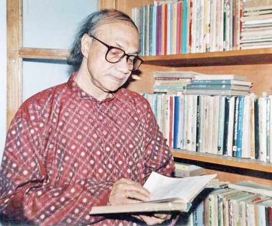 কবি আবদুল মান্নান সৈয়দ