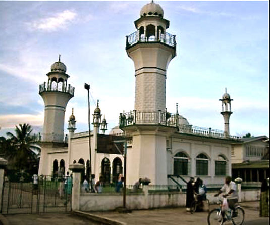 গায়ানার একটি মসজিদ