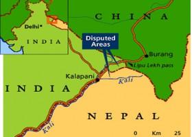 ভারতের সাথে সীমান্ত বিরোধ