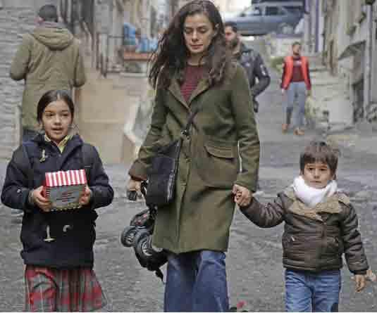 নতুন তুর্কি ধারাবাহিক 'বাহার'