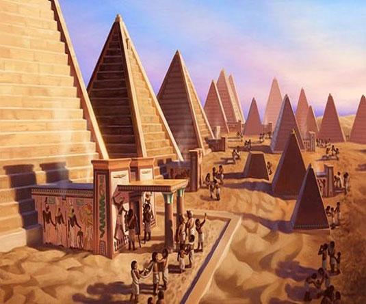প্রাচীন বিশ্বে শিল্পায়নে নবি-রাসূলদের ভূমিকা