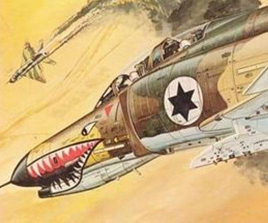 ডগফাইট অব মানসুরা : ইসরাইলি বিমানবাহিনীর দর্পচূর্ণের গল্প