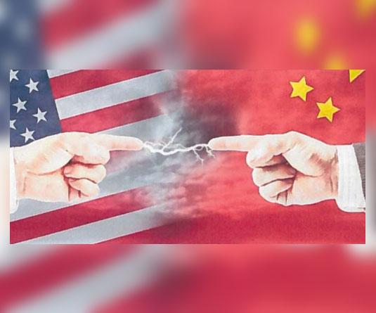চীন-আমেরিকার দ্বন্দ্ব : একটি সরল সমীকরণ