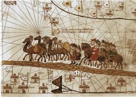 সিল্ক রুট ও মোঙ্গল বাহিনীর রহস্যময় কাহিনী