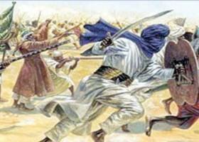 কাদিসিয়্যার যুদ্ধ এবং এক সাহাবার শাহাদাত বরণের মহান কাহিনী