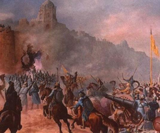 ১০ রমজান : মুহাম্মদ বিন কাসিমের সিন্ধু বিজয়ের দিবস