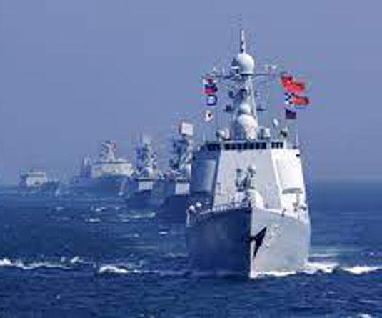 চীনা নৌবাহিনী
