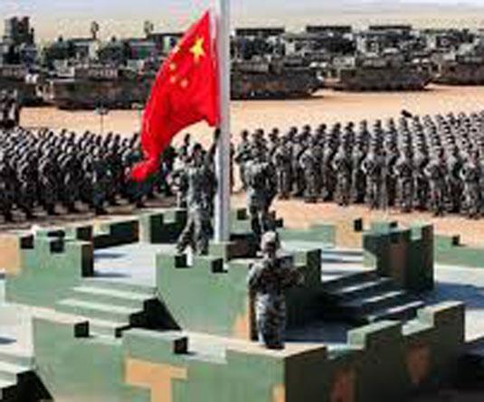 চীনা সামরিক বাহিনী