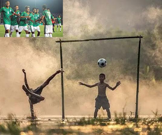 একজন সাকিব, মাশরাফীর খুঁজে বাংলার ফুটবল