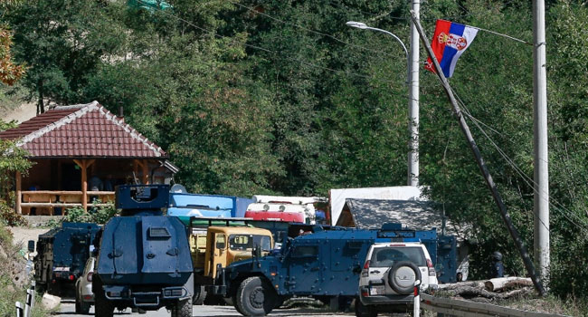 আন্তর্জাতিক সঙ্ঘাতের উস্কানি দিচ্ছে সার্বিয়া